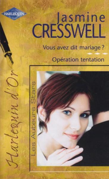 www.lechatbleu-libraire.fr/14428-thickbox/vous-avez-dit-mariage-et-operation-tentation-par-jasmine-cresswell.jpg