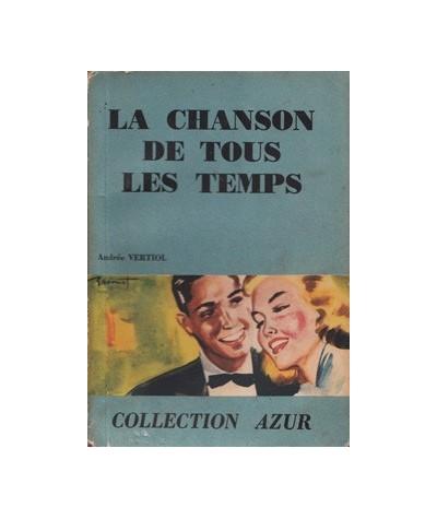 Collection Azur : La chanson de tous les temps par Andrée Vertiol