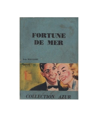 Collection Azur : Fortune de mer par Jean Mauclère