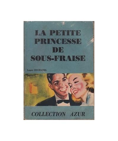 Collection Azur : Les deux portraits par Annie et Pierre Hot