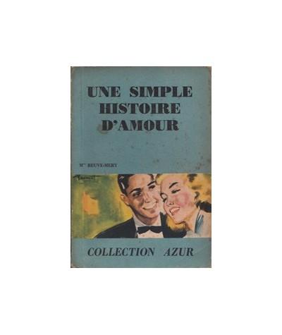 Une simple histoire d'amour par Mme Beuve-Mery