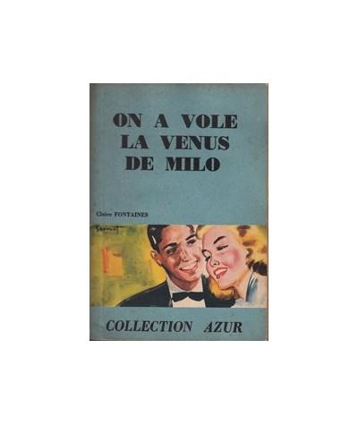 On a volé la Vénus de Milo par Claire Fontaines