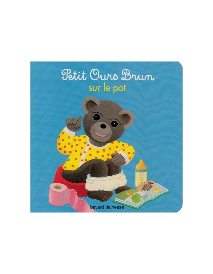 n 176 4 petit ours brun sur le pot par diane barbara et 232 le bour le chat bleu