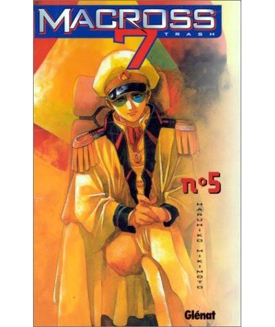 Manga de Haruhiko Mikimoto - Volume 5. Macross 7 trash