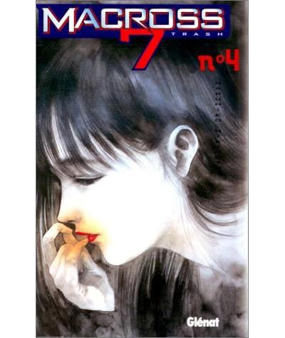 Manga de Haruhiko Mikimoto - Volume 4. Macross 7 trash