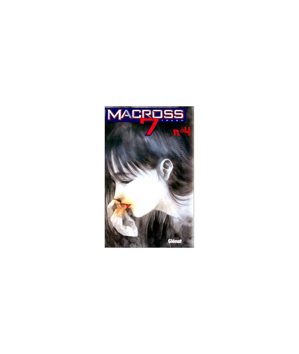 Volume 4. Macross 7 trash par Haruhiko Mikimoto