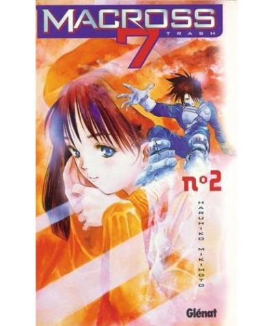 Manga de Haruhiko Mikimoto - Volume 2. Macross 7 trash