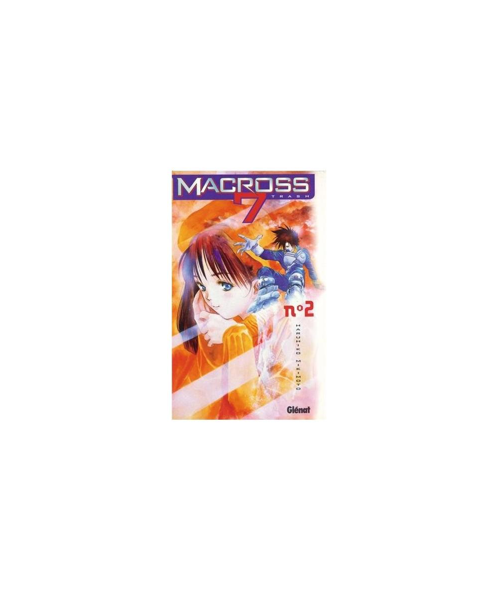Volume 2. Macross 7 trash par Haruhiko Mikimoto
