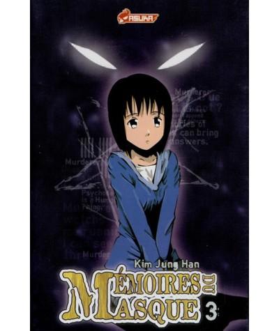 Manga de Kim Jung Han - Mémoires du Masque, Tome 3