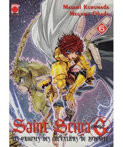 Manga de Masami Kurumada - Saint Seiya épisode G, Tome 6