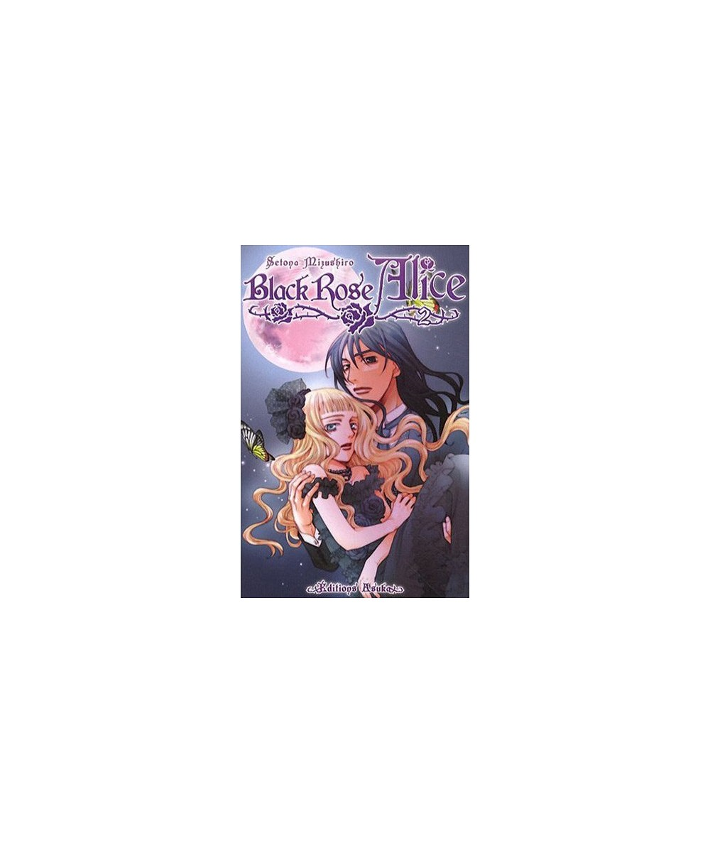 2. Black Rose Alice de Setona Mizushiro