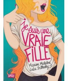 Je suis une vraie fille par Marion Malabre et Lulu Inthesky