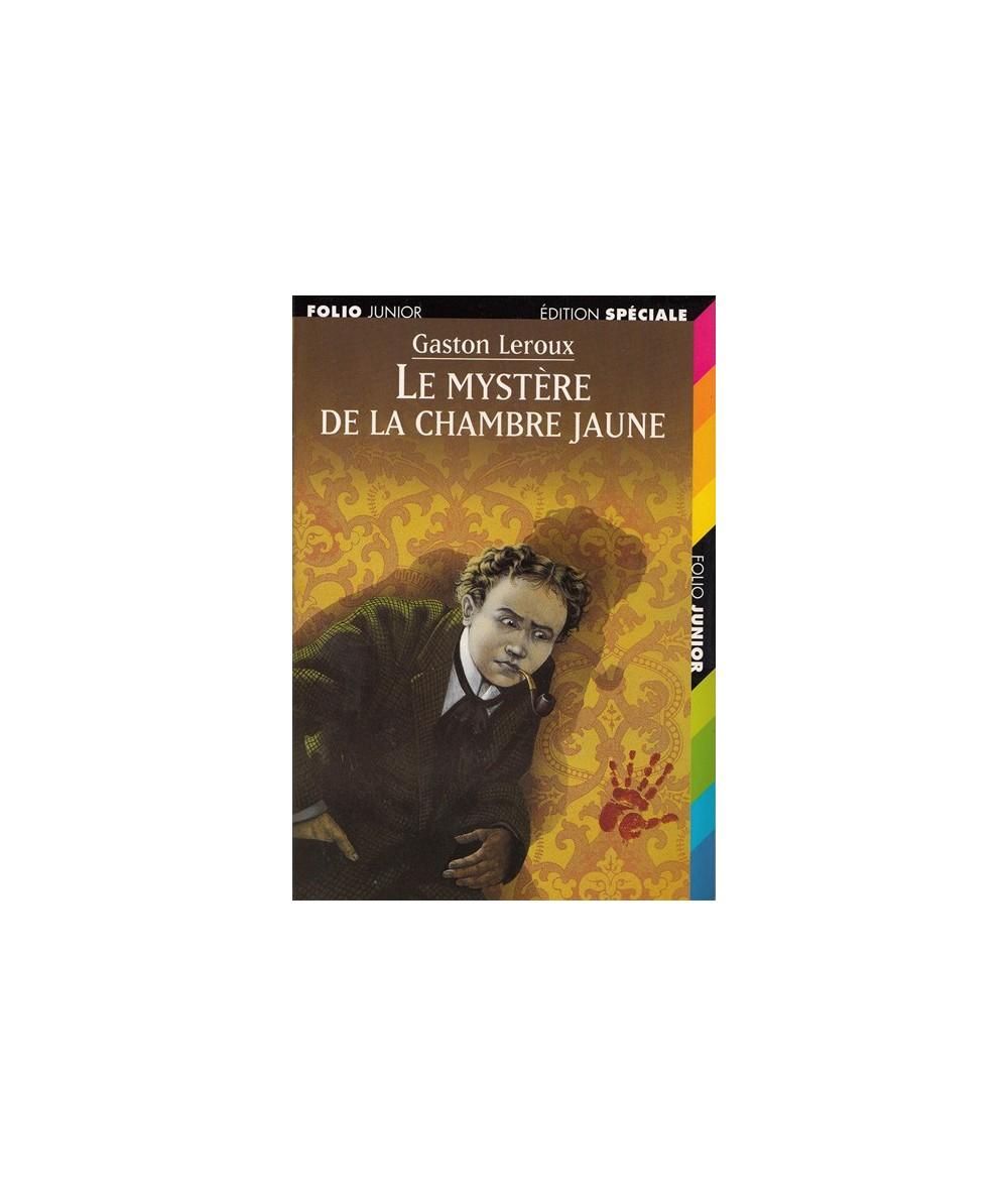 Litt rature jeunesse les livres aux ditions gallimard le chat bleu - Le mistere de la chambre jaune ...