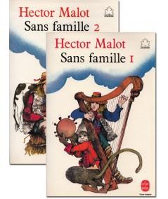 Tomes 1 et 2 - Sans famille par Hector Malot