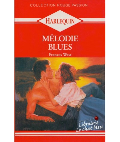 Rouge Passion N° 344 - Mélodie blues par Frances West