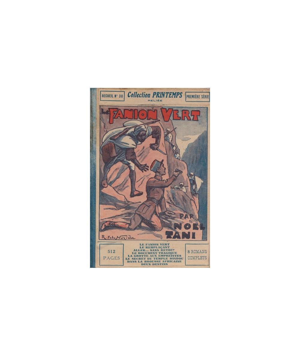Recueil N° 38 de la Collection Printemps : 8 romans complets