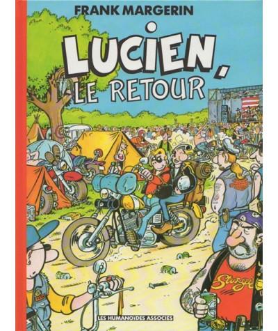 Lucien le retour par Frank Margerin