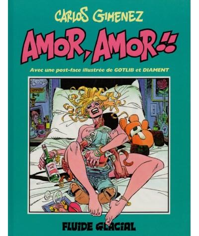 Amor, amor !! de Carlos Gimenez