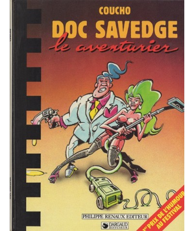 Doc Savedge, Le aventurier par Coucho