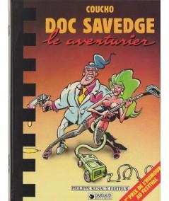 Doc Savedge, Le aventurier par Coucho