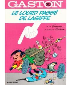 Tome R5 - Gaston : Le lourd passé de Lagaffe par André Franquin