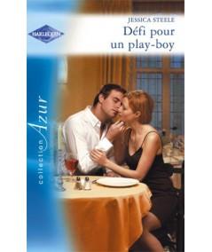 Azur N° 2497 - Défi pour un play-boy par Jessica Steele