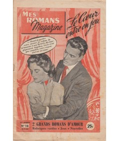 N° 18 - MES ROMANS Magazine