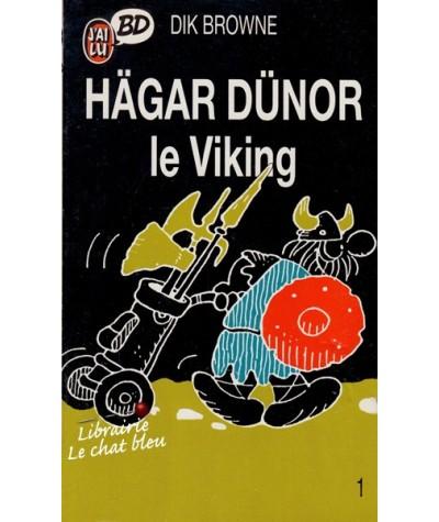 1. Hägar Dünor le Viking par Dik Browne - J'ai lu BD