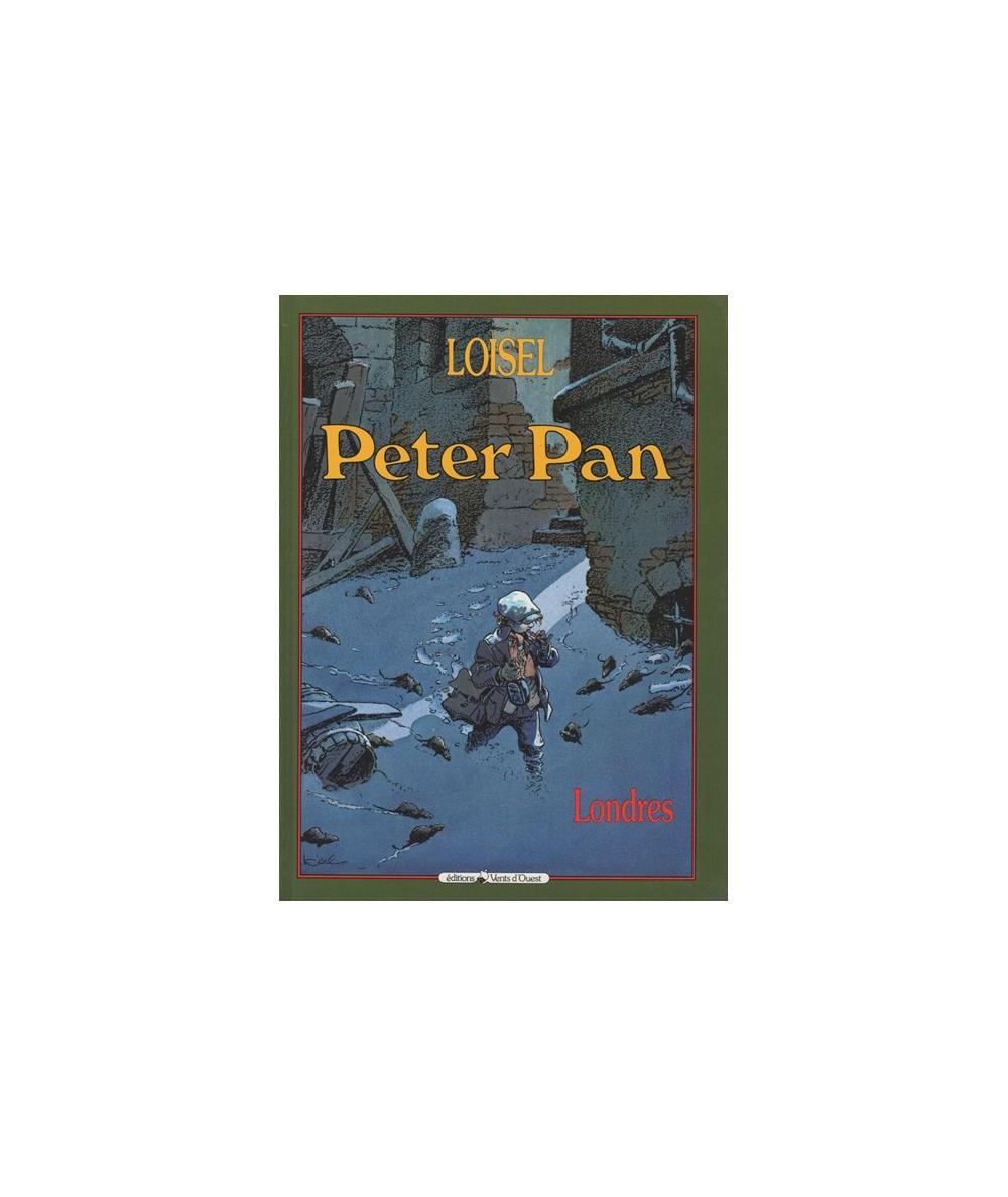 1. Londres - Peter Pan par Régis Loisel