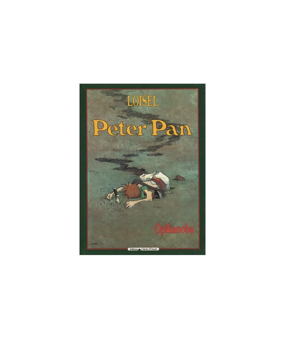 2. Opikanoba - Peter Pan par Régis Loisel