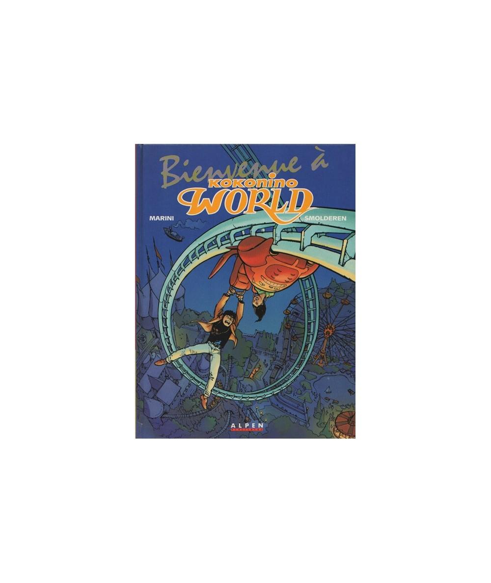 2. Bienvenue à Kokonino World - Un dossier d'Olivier Varèse par Thierry Smolderen et Enrico Marini