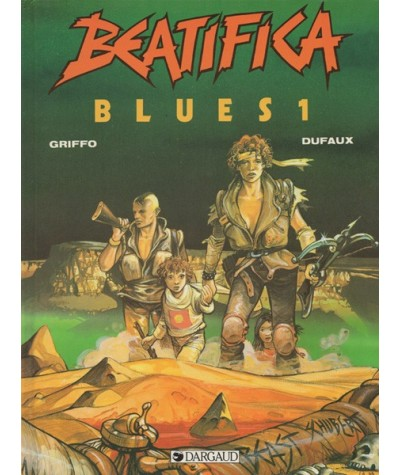 1. Beatifica Blues - Griffo, Jean Dufaux