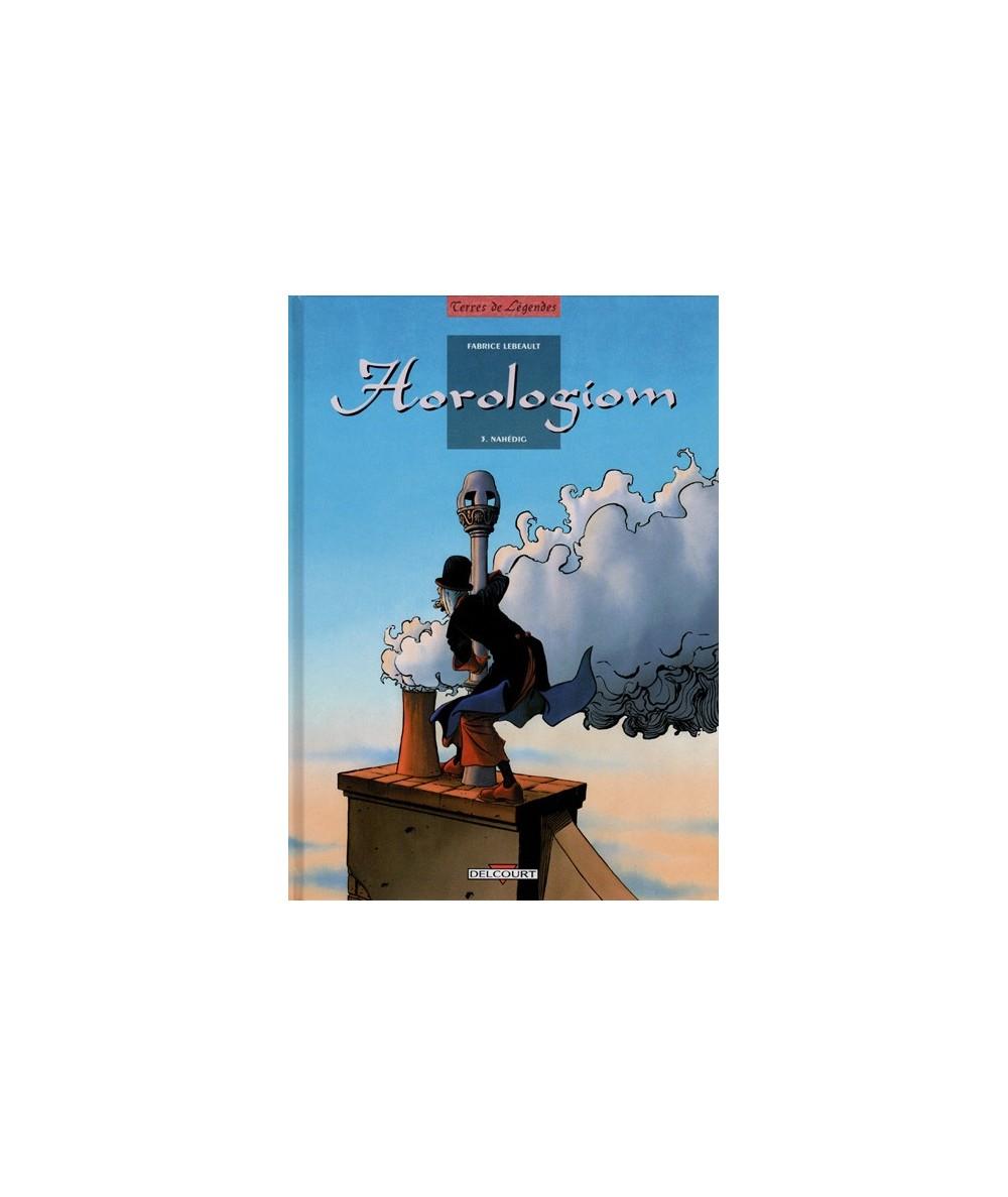 3. Nahédic - Horologiom par Fabrice Lebeault