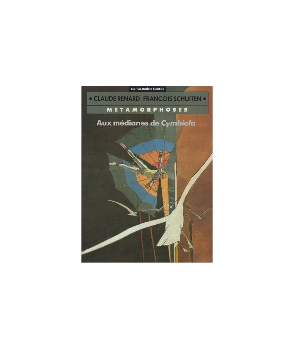 1. Aux médianes de Cymbiola - Métamorphoses par Claude Renard et François Schuiten