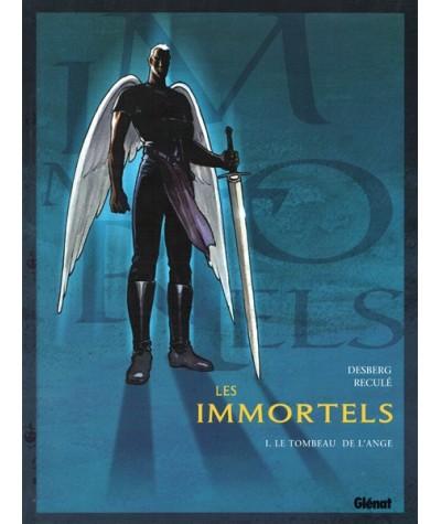 1. Le tombeau de l'ange - Les Immortels par Stephen Desberg et Henri Reculé