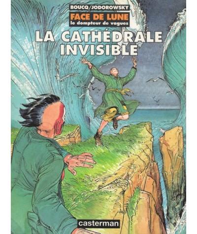 1. La cathédrale invisible - Face de Lune par François Boucq et Alexandro Jodorowsky