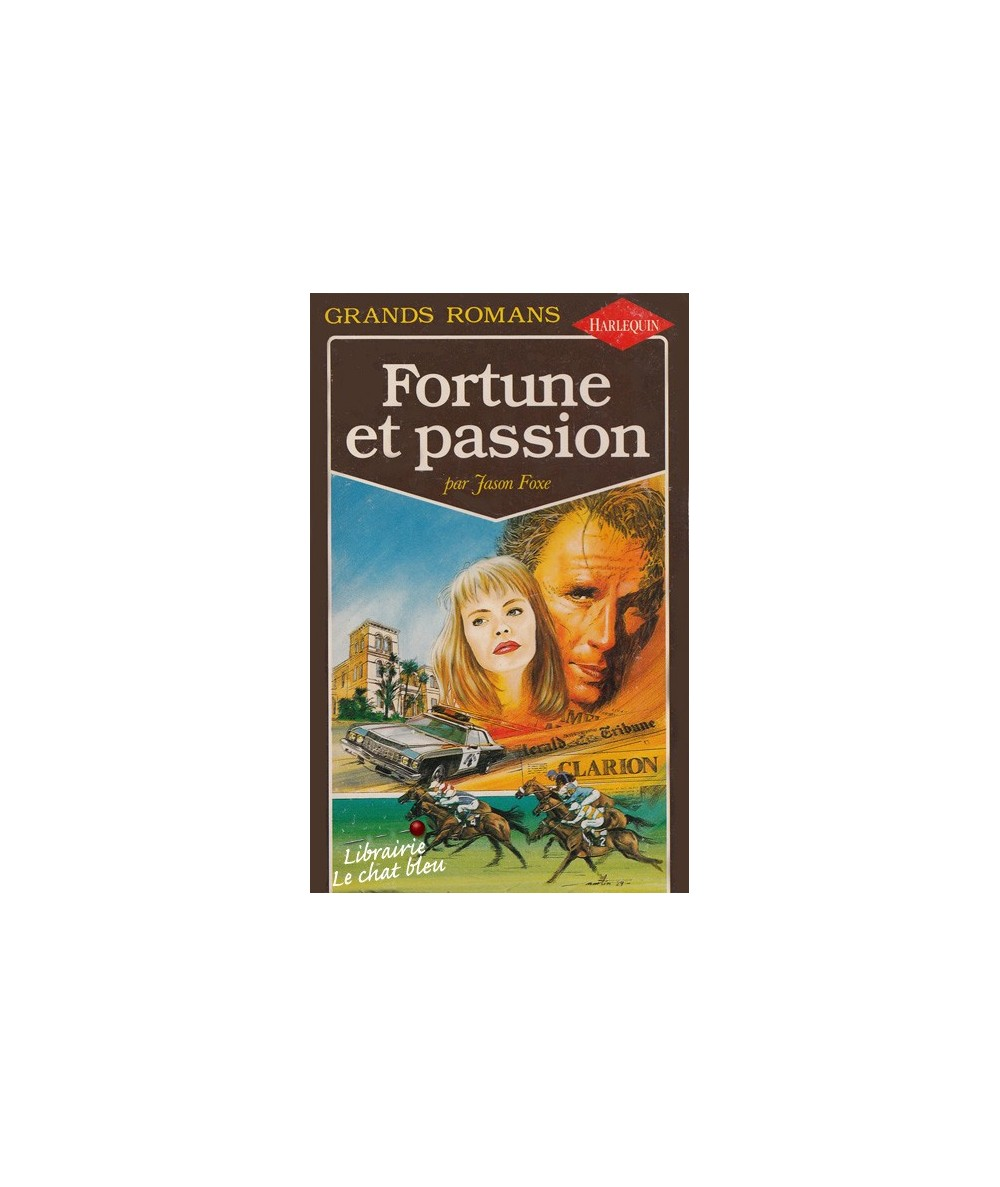 N° 30 - Fortune et passion par Jason Foxe
