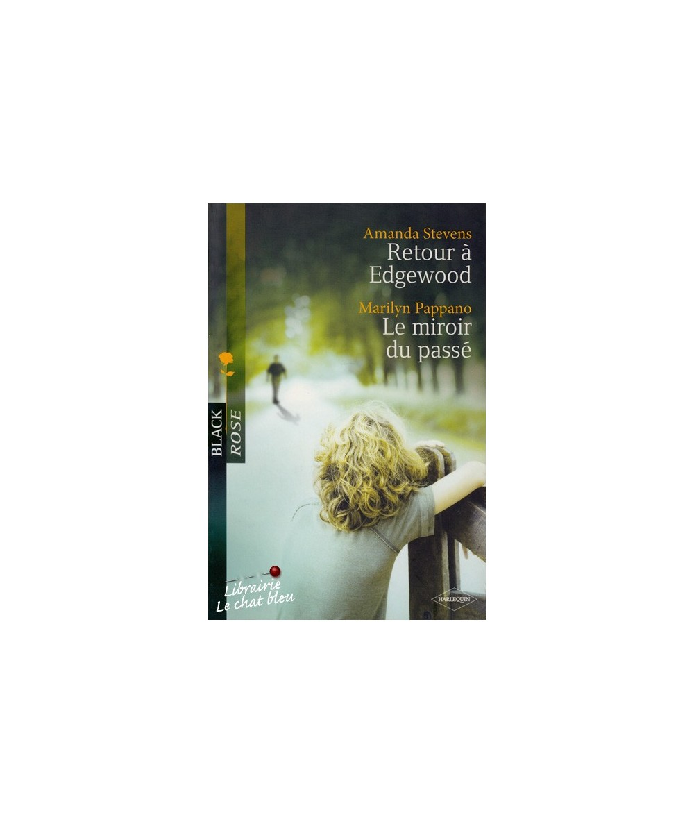 N° 31 - Retour à Edgewood par Amanda Stevens - Le miroir du passé par Marilyn Pappano