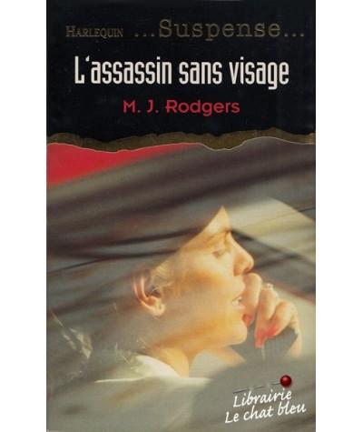 Suspense N° 21 - L'assassin sans visage par M.J. Rogers
