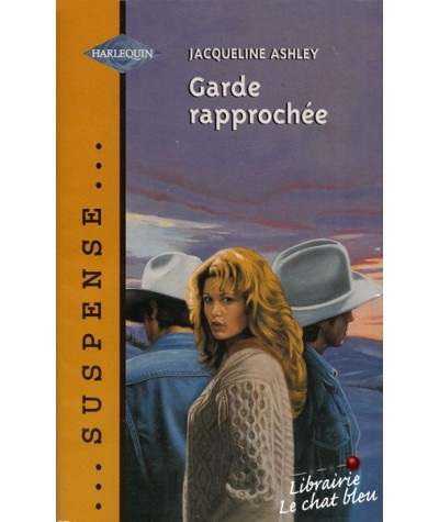 Suspense N° 78 - Garde rapprochée par Jacqueline Ashley