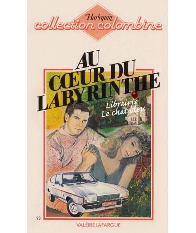 Colombine N° 98 - Au coeur du labyrinthe par Valérie Lafargue