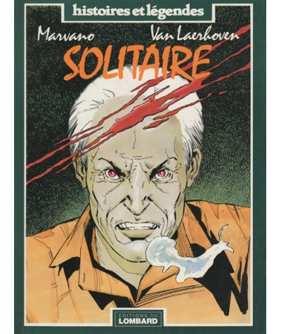Solitaire par Bob Van Laerhoven et Marvano