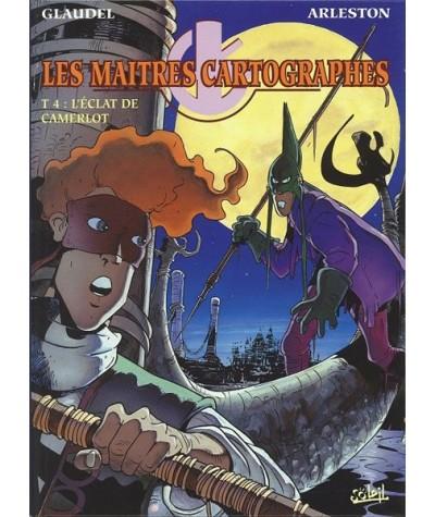 4. L'éclat de Camerlot - Les maîtres cartographes par Scotch Arleston et Paul Glaudel