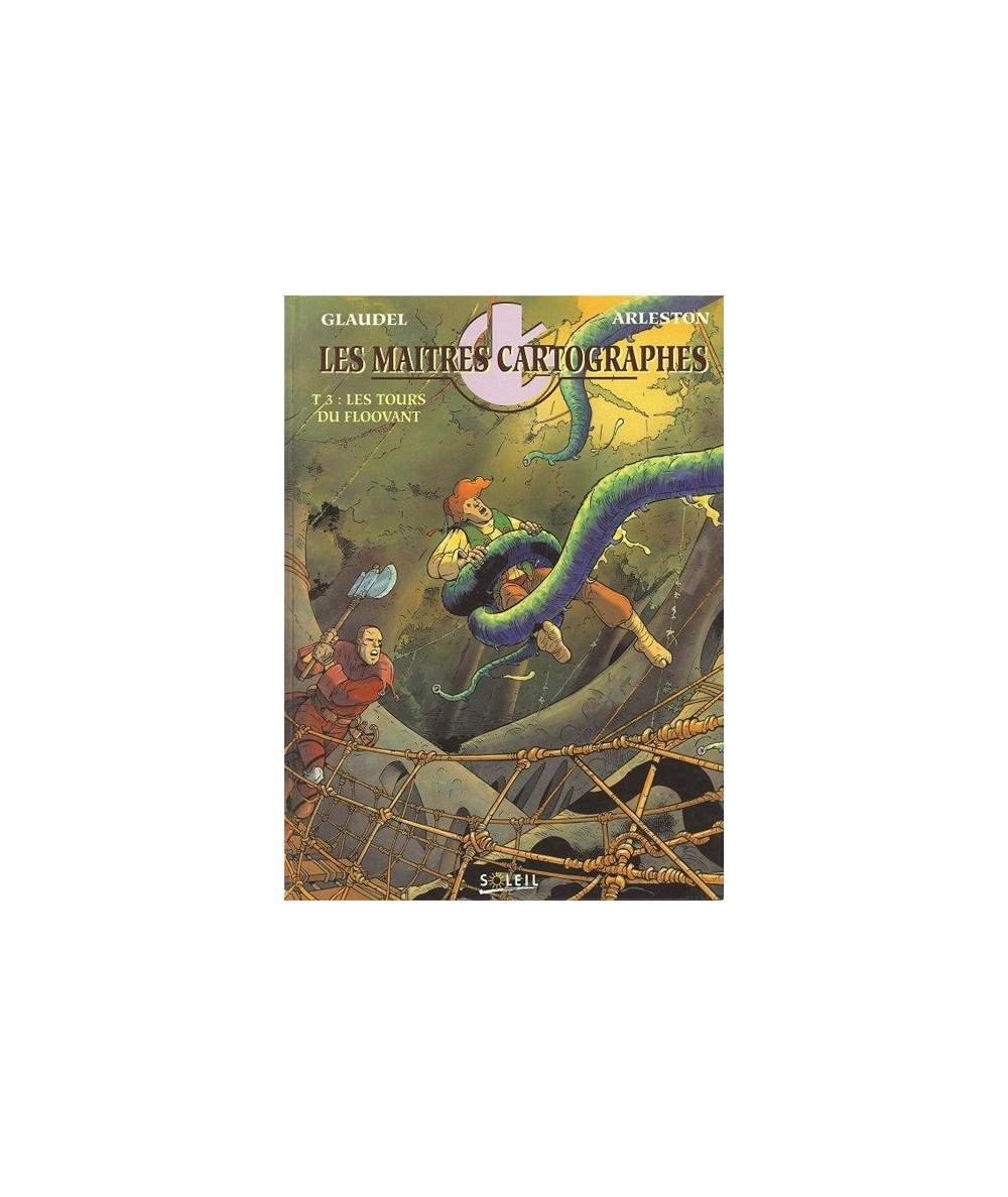 3. Les tours du Floovant - Les maîtres cartographes par Scotch Arleston et Paul Glaudel