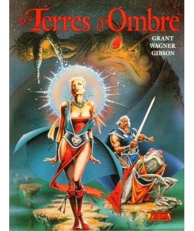 Les Terres d'Ombre par Alan Grant, John Wagner et Ian Gibson