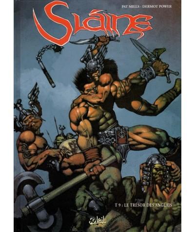 9. Le Trésor des Anglais (1) - Slaine par Pat Mills et Dermot Power
