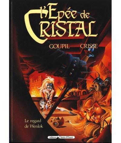 2. Le regard de Wenlok - L'Epée de Cristal par Crisse et Goupil