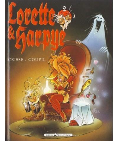2. Lorette & Harpye par Crisse et Goupil