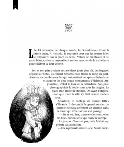Les voyages extraordinaires de Benjamin Thénor par Ronan Le Breton et François Gomes : Au-delà des terres gelées