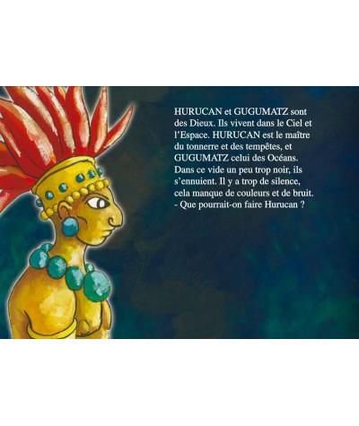 Hurucan et Gugumatz par Christian Tellez